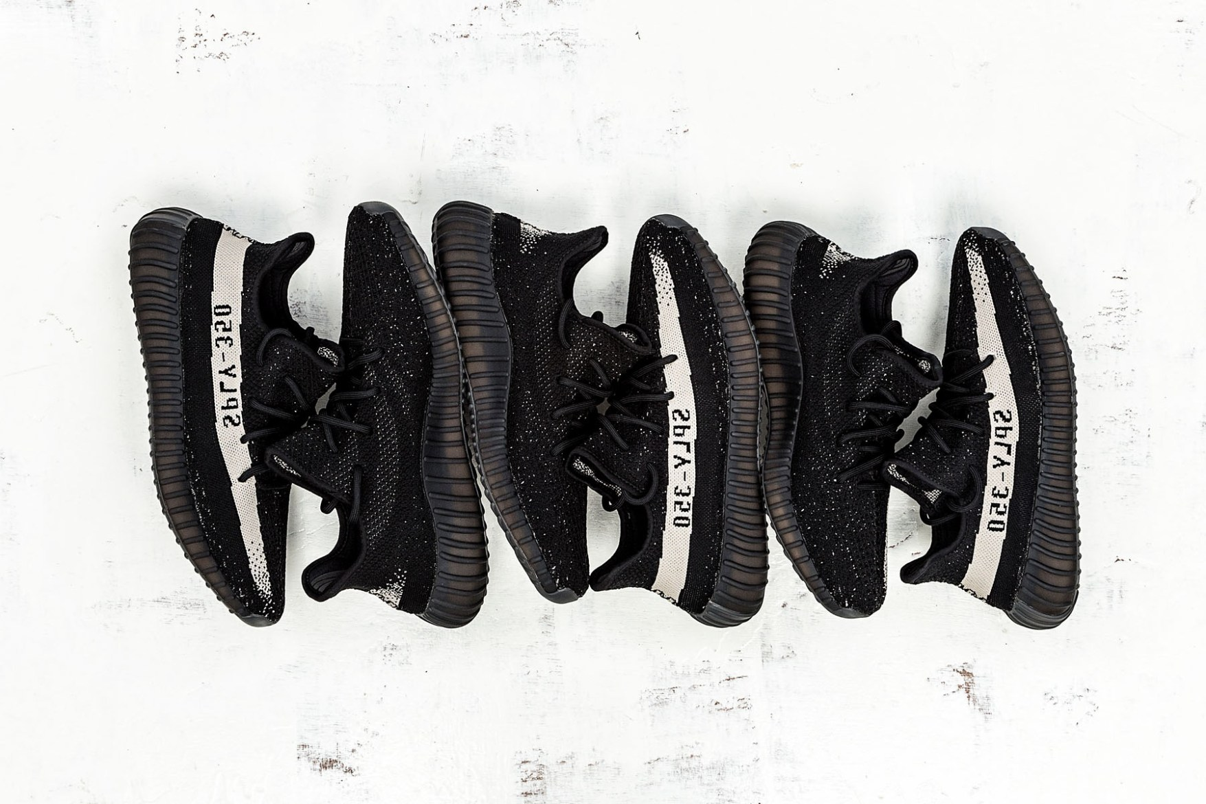 Raffle Links For The Core Black Yeezy Boost 350 V2 Yeezys For All