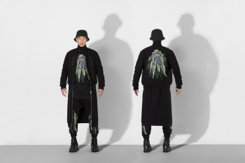 """11 by Boris Bidjan Saberi's 2017 Fall/Winter Collection """"Indicasativa"""" Is About Opposites"""