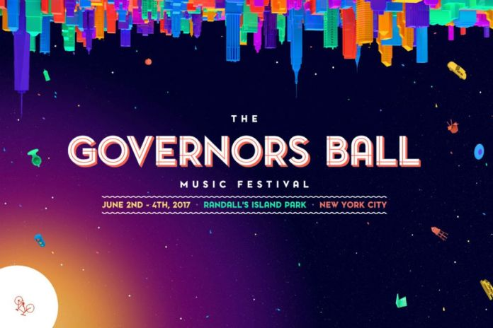 The Single Day Lineups for the 2017 Governors Ball Festival Are Here