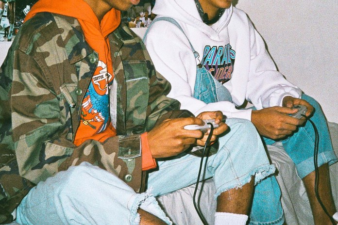 3.PARADIS Teams up With EJDER for a Capsule Collection