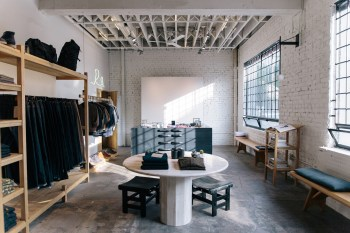 3sixteen Opens a Sleek New Space In Los Angeles