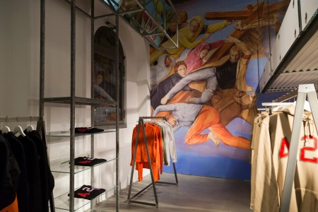 """An In-Depth Look at the 424 x SLAM JAM Milano """"The Painter"""" Exhibition"""