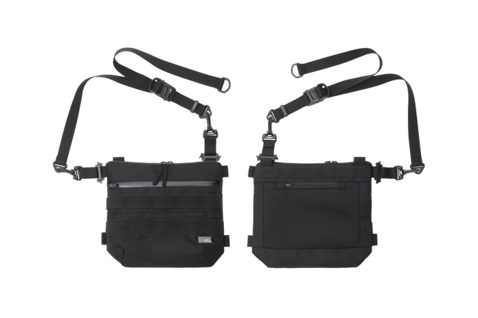 4DIMENSION®'s Latest Collection Offers Utilitarian Bag Options