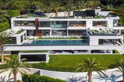 This $250 Million USD Bel-Air Mansion Is the Epitome of Luxury
