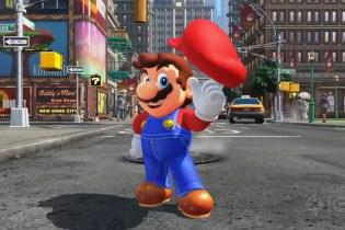"""'Super Mario Odyssey' Is the Next """"Sandbox"""" 3D-World Mario Game"""