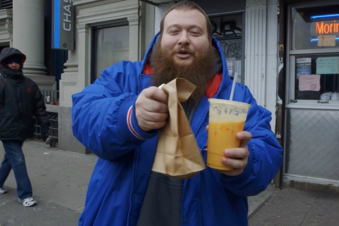 The Newest Episode of Action Bronson's 'F*ck That's Delicious' Is All About NYC