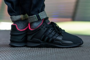adidas EQT Support ADV Gets Blacked Out