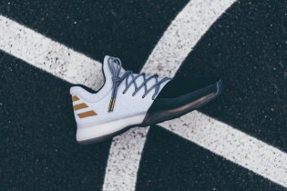 "adidas Drops Its Latest Harden Vol. 1 Colorway ""Disruptor"""