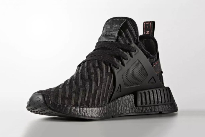 "A Closer Look at the adidas NMD XR1 ""Triple Black"""