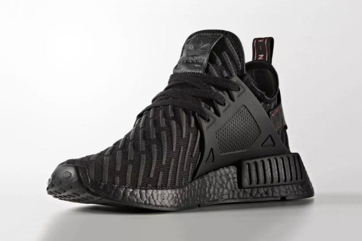 """A Closer Look at the adidas NMD XR1 """"Triple Black"""""""