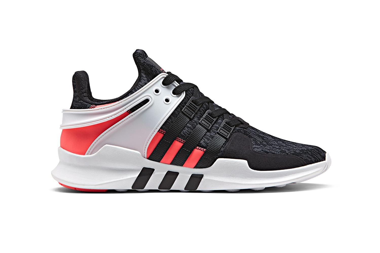 Adidas Originals Turbo Red Eqt Line Hypebeast