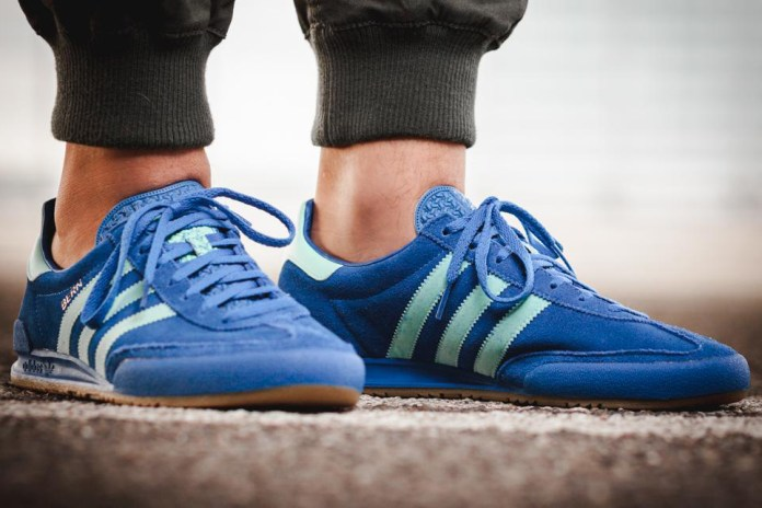 "adidas Originals Drops An ""Easy Green"" Colorway As Part of Jeans City Series"