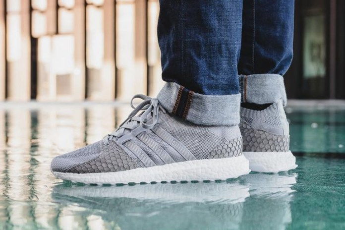 """An #OnFeet Look at the adidas Originals """"King Push"""" EQT Grayscale"""