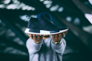 The adidas Originals NMD City Sock Welcomes a Nostalgic Gum Sole