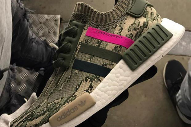 The Latest adidas Originals NMD Primeknit Gets a Snakeskin Treatment
