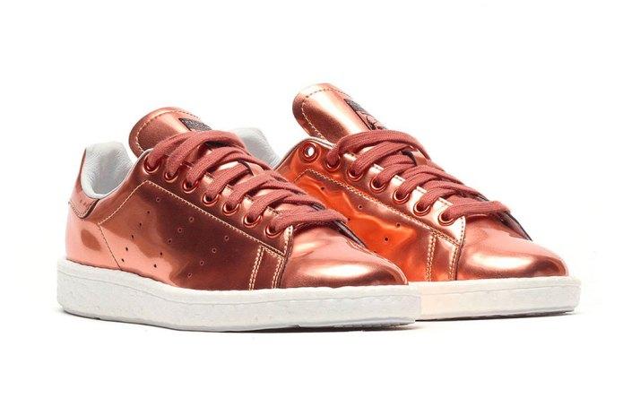 adidas Originals' New Stan Smith BOOST Goes Copper