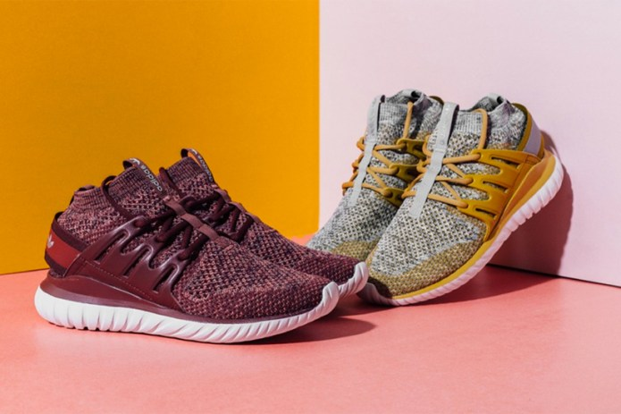 The adidas Originals Tubular Nova Gets a Colorful Heathered Primeknit Pack
