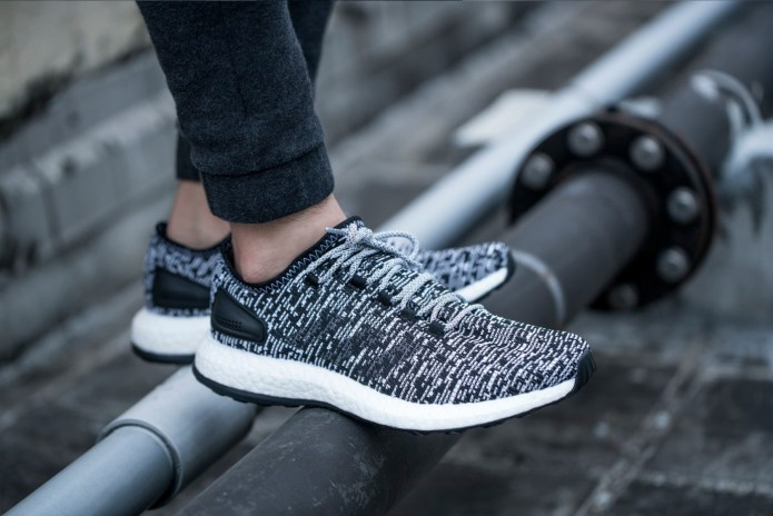 An Exclusive First Look at the adidas PureBOOST Sneaker