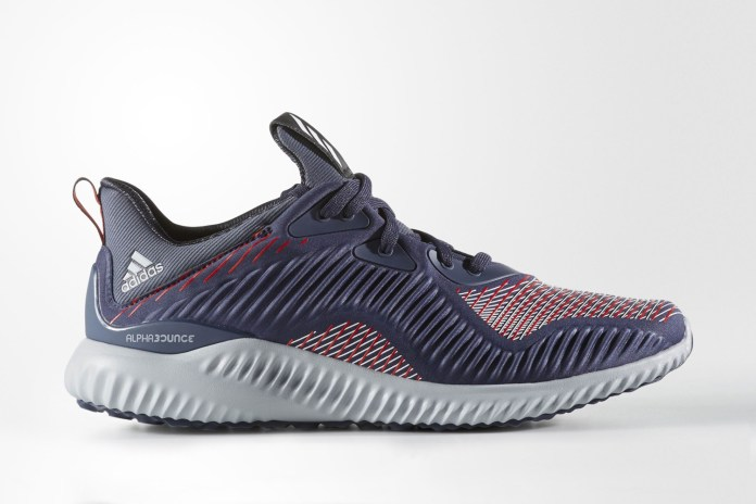 The adidas AlphaBOUNCE Gets a New Striped Makeover