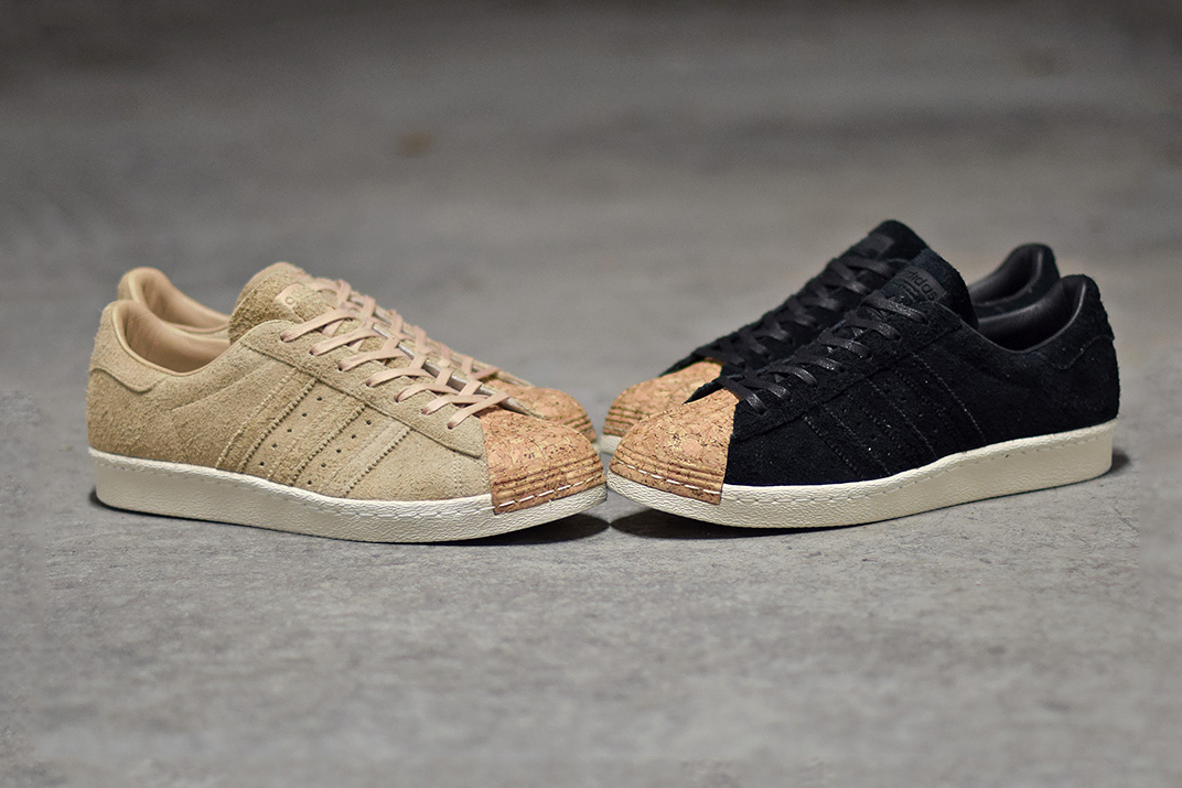 adidas original superstar 80s beige