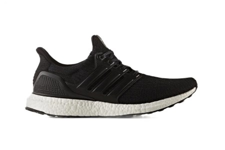 "The adidas UltraBOOST 3.0 Gets A ""Core Black"" Makeover With New Heel Design"