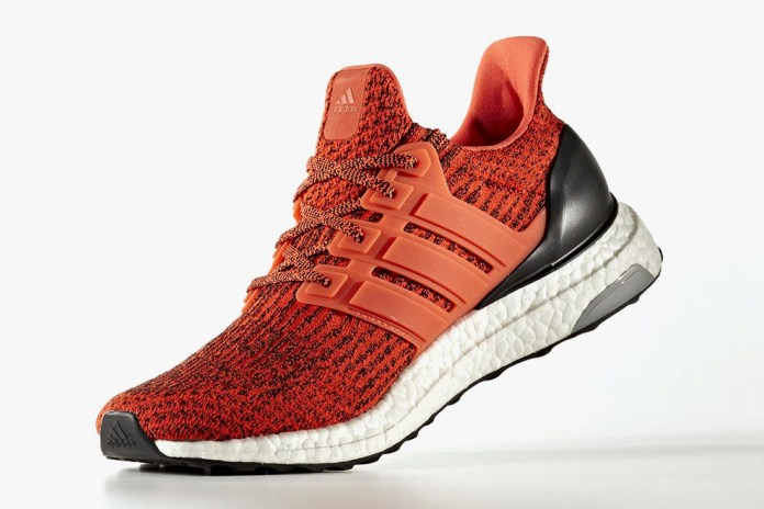 "adidas's UltraBOOST 3.0 Selection Widens With Upcoming ""Energy Red"" Colorway"