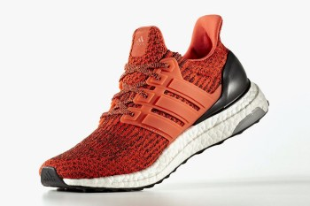 """adidas's UltraBOOST 3.0 Selection Widens With Upcoming """"Energy Red"""" Colorway"""