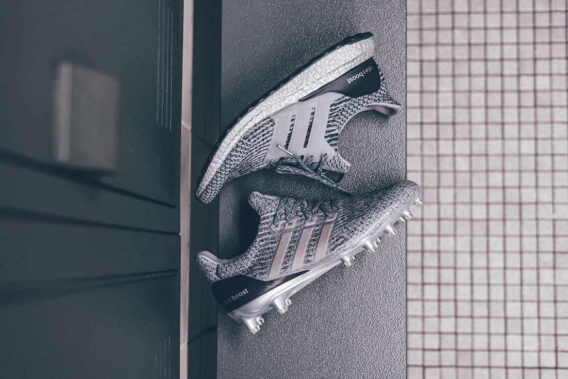 adidas Silver BOOST UltraBOOST Pack Releasing Soon Cleat 3.0 - 3713025