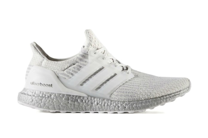 The adidas UltraBOOST 3.0 Is Coming out With a Silver BOOST Sole