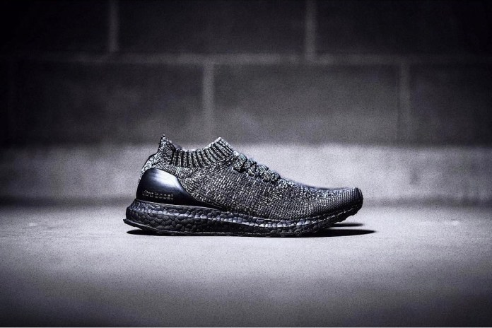 The adidas UltraBOOST Uncaged Gets an All-Black Makeover