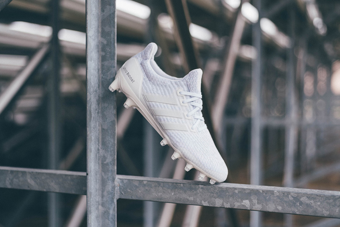 adidas UltraBOOST Cleat Triple White - 3709530