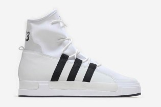 The adidas Y-3 ATTA Sneaker Is a Modern Take on a High-Top
