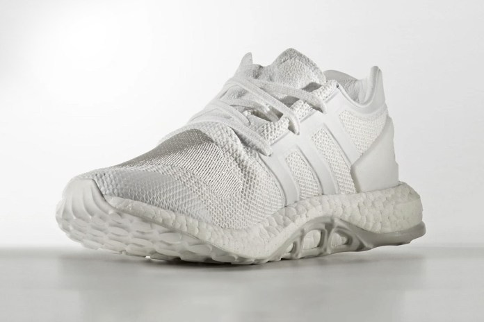 "The adidas Y-3 Pureboost ""White"" Is a Mix of Subtle Redesign & Understated Quality"
