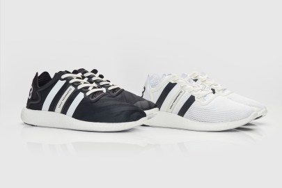 adidas Y-3 Brings Back the Yohji Run BOOST