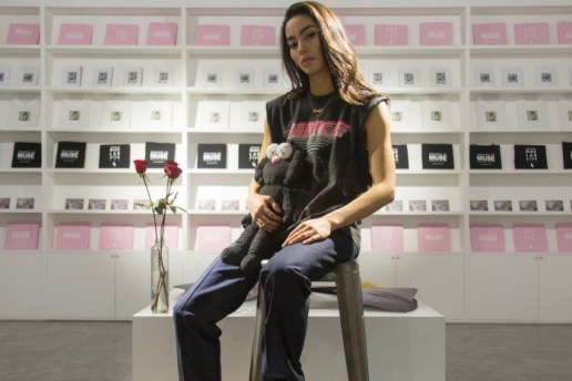 Adrianne Ho Presents Her Own 'MUSE' Exhibition at NikeLab X158 2F in Shanghai