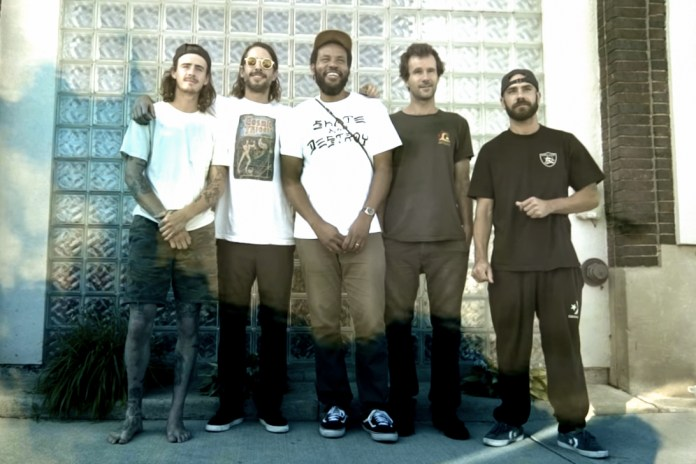 A Legendary Crew of Janoski, Barbee, Mendizabal and Many More Shred Detroit