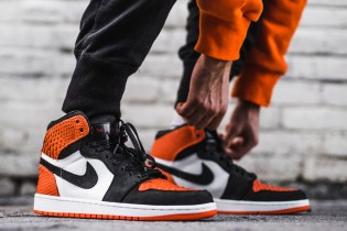 "The Shoe Surgeon Places His Artisanal Touches on the Air Jordan 1 High ""Shattered Backboard"""