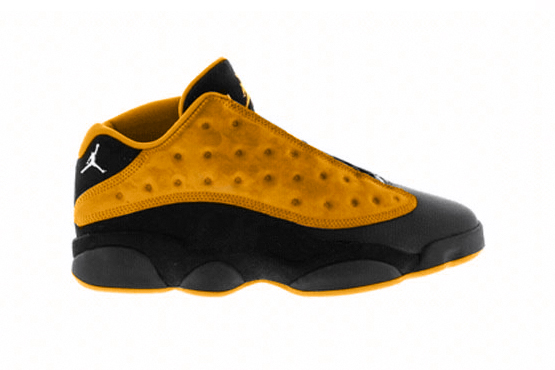 "They're Bringing Back the Air Jordan 13 Low ""Chutney"""