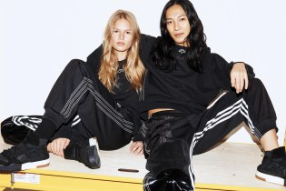Alexander Wang and adidas Originals Join Forces for a Second Capsule This Spring