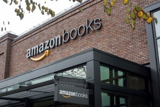 Amazon's Physical Bookstore Is Coming to New York City This Spring