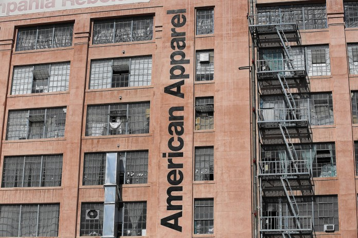 American Apparel is Shutting Down Every Single U.S. Store