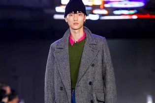 AMI Alexandre Mattiussi 2017 Fall/Winter Collection Says Sophisticated but Approachable