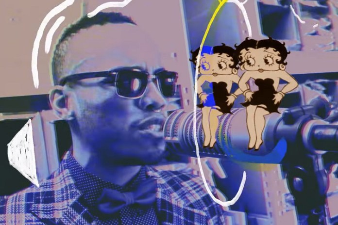 "Anderson .Paak & Knxwledge (NxWorries) Perform for Trippy ""Sidepiece"" Video"