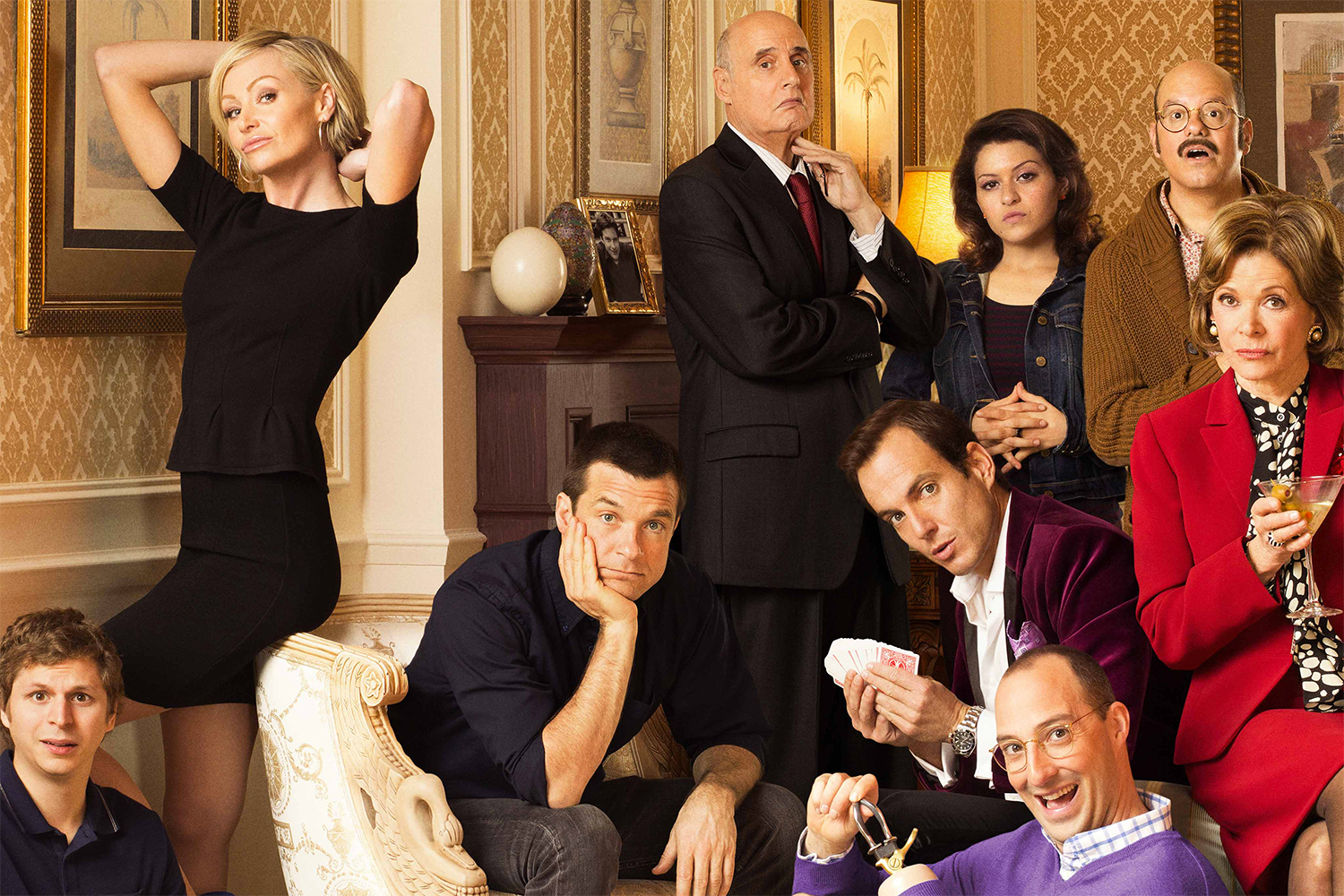 'Arrested Development' Season 5 Cast