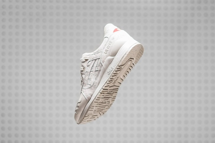 """The ASICS """"Perforated Pack"""" Features the GEL-Lyte III in Three Quietly Cool Colorways"""