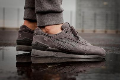 "ASICS Drops a Monochromatic ""Carbon"" GEL-Respector"