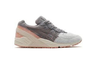 ASICS Highlights the GEL-Sight in Neutrals & Pastel Accents