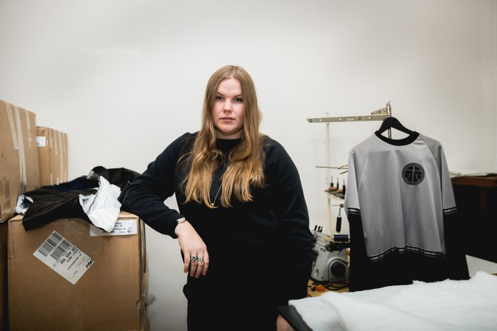 Astrid Andersen on How to Soundtrack a Runway Show and Her Empowering New Collection