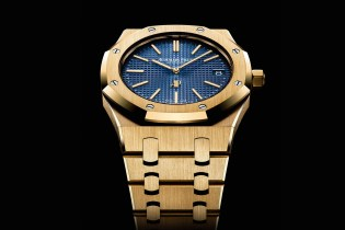 Audemars Piguet's Royal Oak Ultra-Thin Is Now Available in Yellow Gold