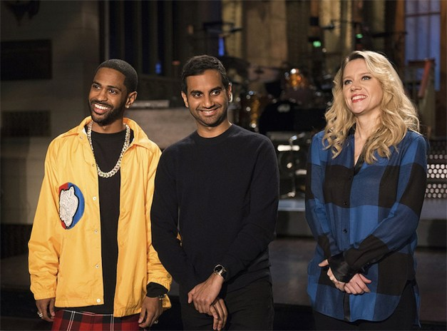 Check out Aziz Ansari and Big Sean's First 'SNL' Promo
